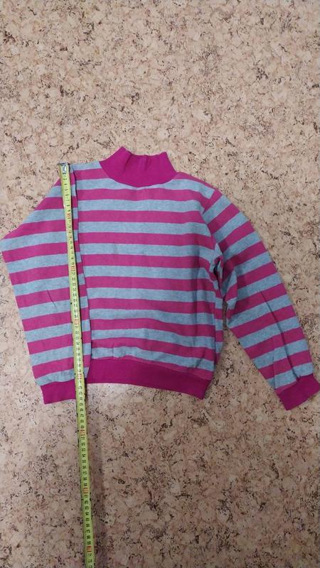 Теплый свитер на байке