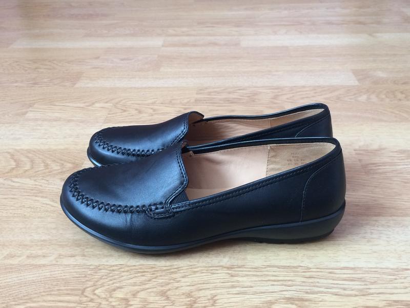 Новые кожаные туфли hotter англия 37 размера