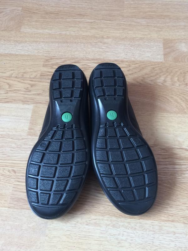 Новые кожаные туфли hotter англия 37 размера - Фото 5