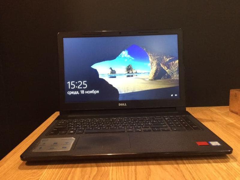 Игровой ноутбук Dell Inspiron 15 - FHD 15.6 / i5-8250U / 4GB V...