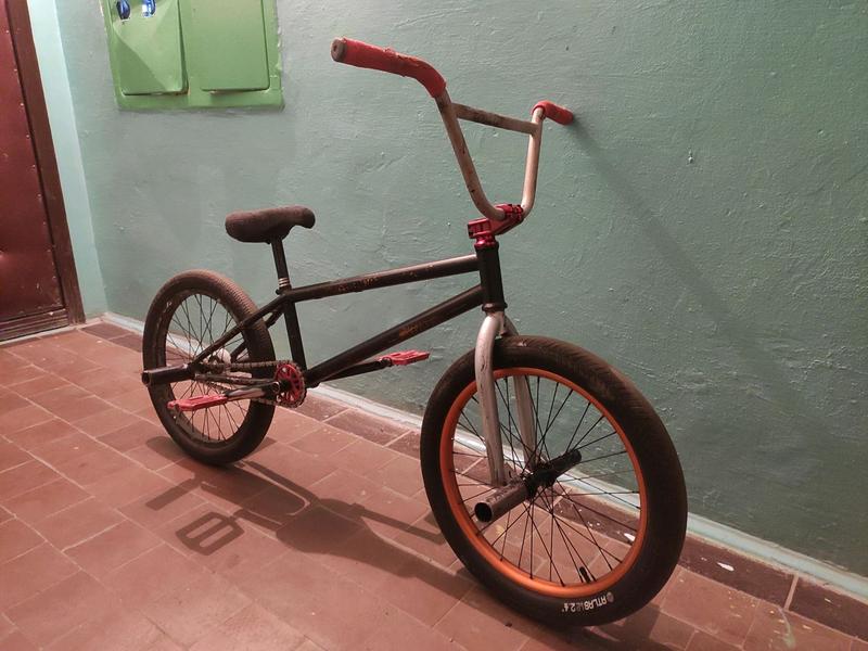 Трюковой велосипед БМХ / Велосипед для трюків BMX