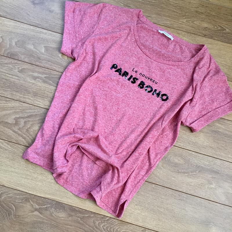 Симпатичная футболка от mango