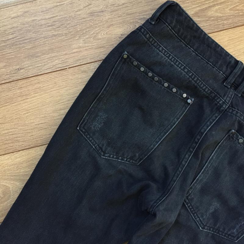 Стильнейшие джинсы  с потёртостями от zara - Фото 3
