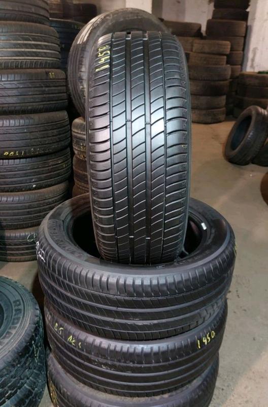 Комплект 225/50 r17 Michelin Primacy 3 - Фото 2