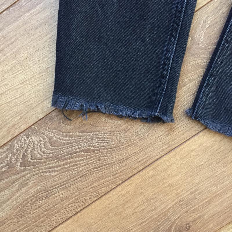 Стильнейшие джинсы  с потёртостями от zara - Фото 5