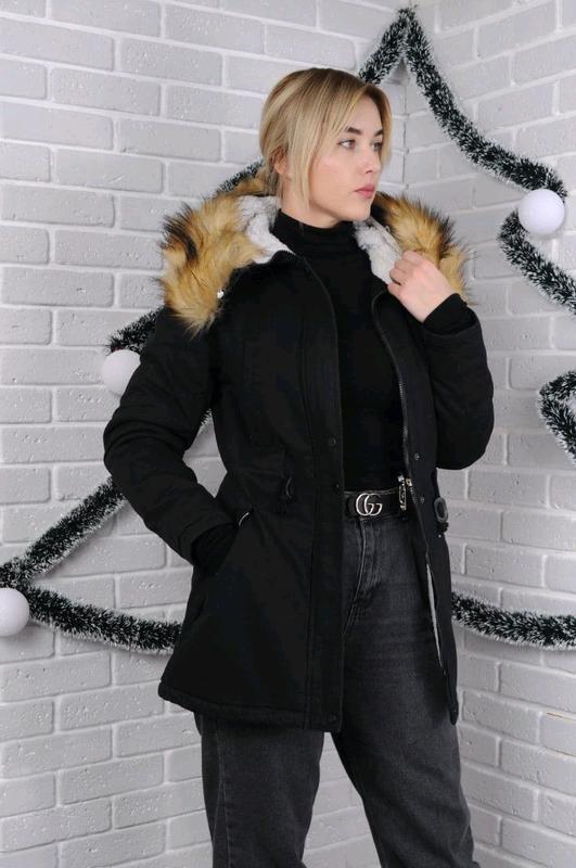 Парка женская зимняя/куртка зимняя женская