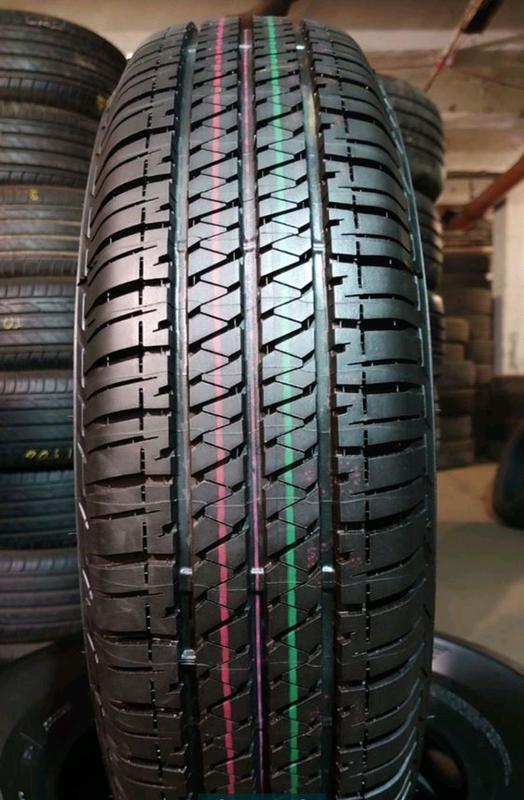 Комплект 195/80 r15 Bridgestone Dueler H/T 684 2 - Фото 2