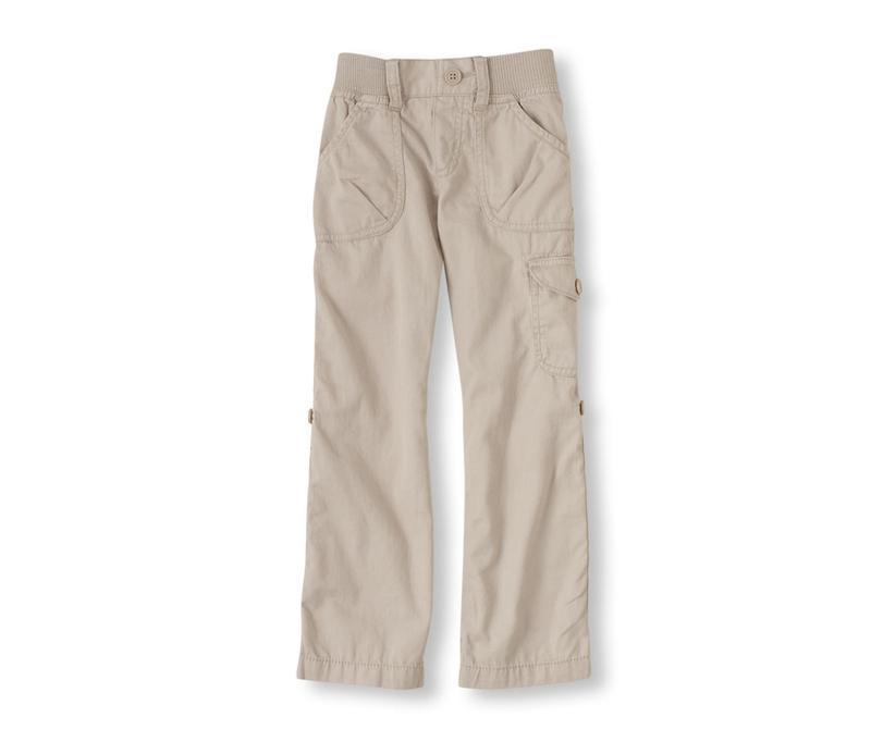 Мегаскидка!! хлопковые брюки-бриджи 2-в-1 children's place на ...
