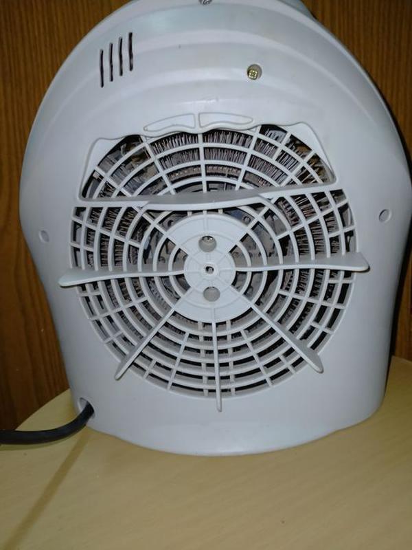 Тепловентилятор Delonghi HVE 130 - Фото 2