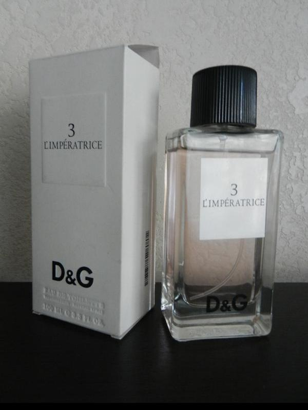 Духи, парфюм dolce & gabbana  3 l`imperatrice (дольче габбана ...