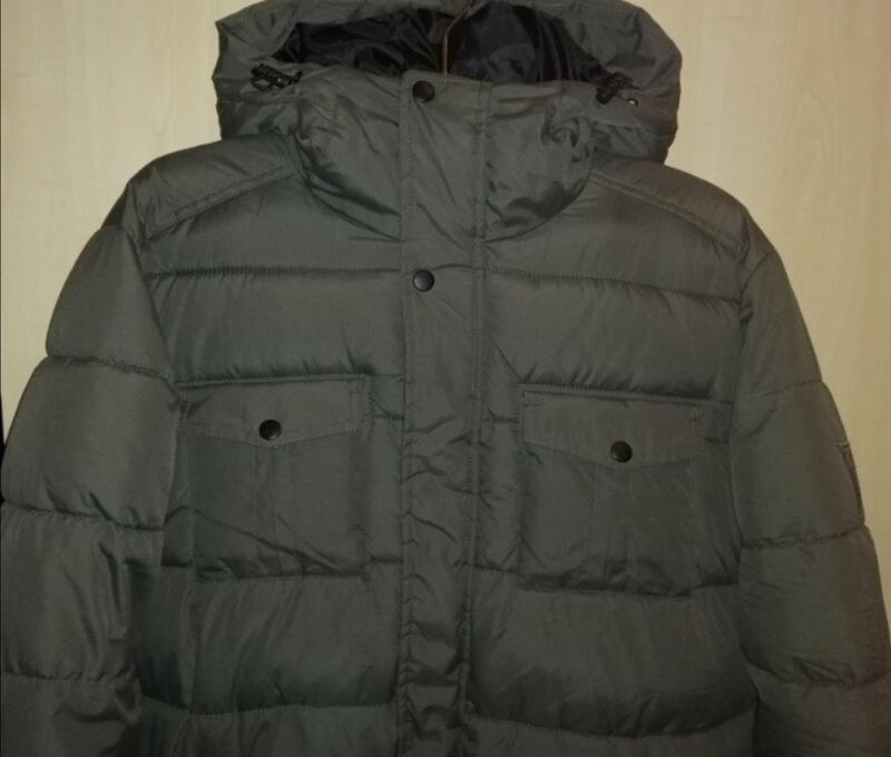 Куртка мужская etirel, германия