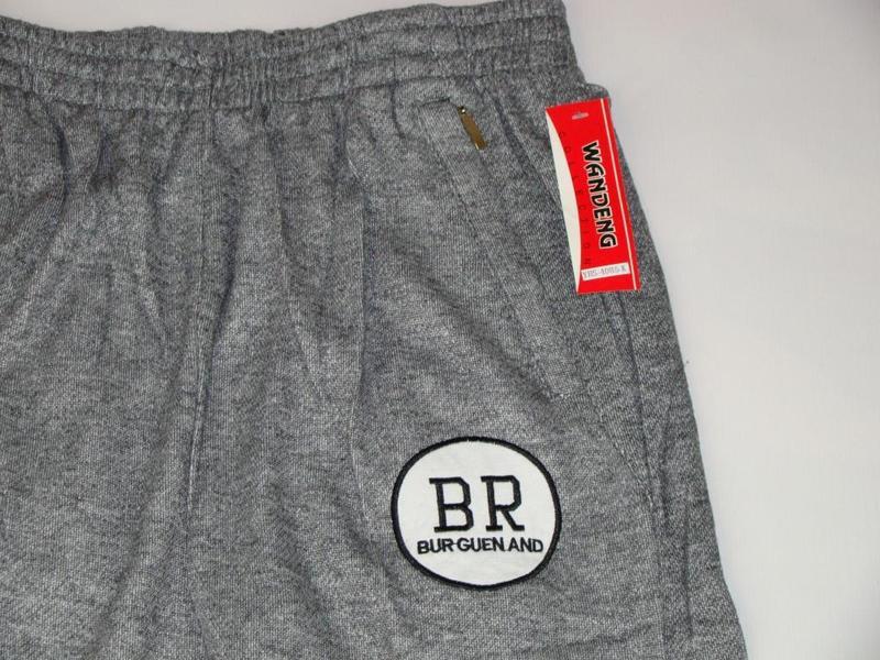 Спортивные штаны wandeng yhs-4085-k на манжетах трикотаж (m-3x...