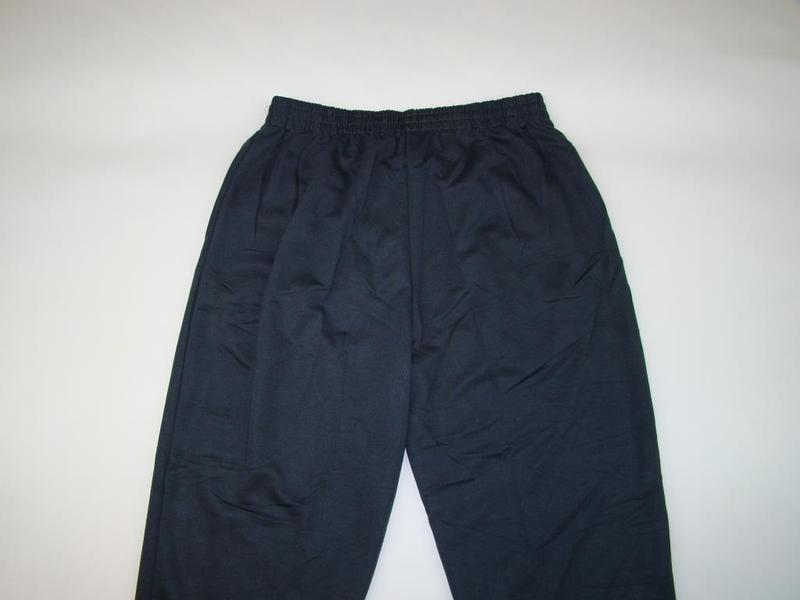 Спортивные штаны dunauone y-4324-k на манжетах трикотаж (m-3xl...