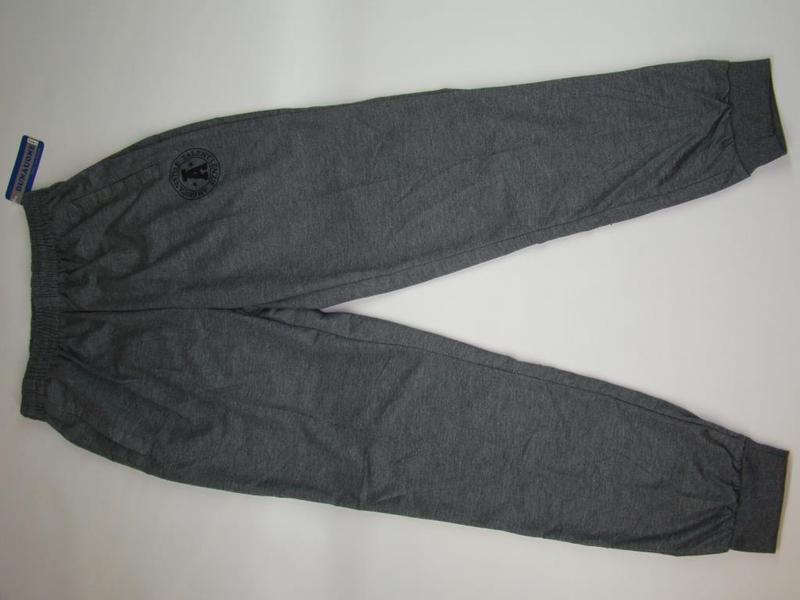 Спортивные штаны dunauone y-4416-k на манжетах трикотаж (m-3xl...
