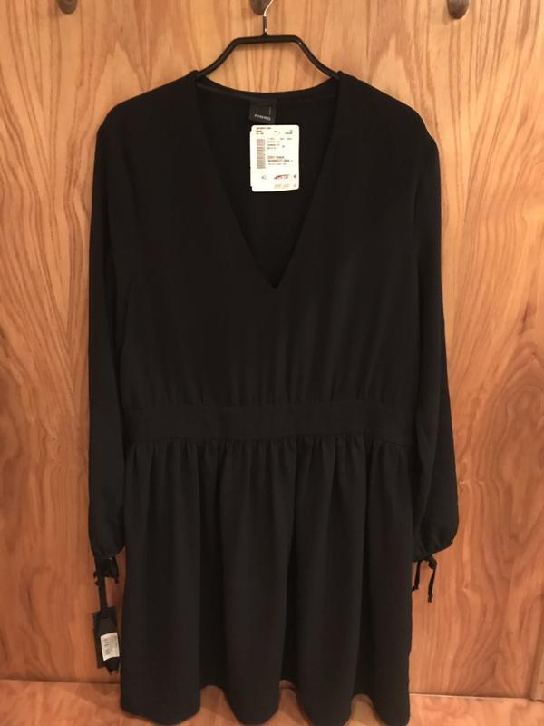 Маленькое чёрное платье pinko