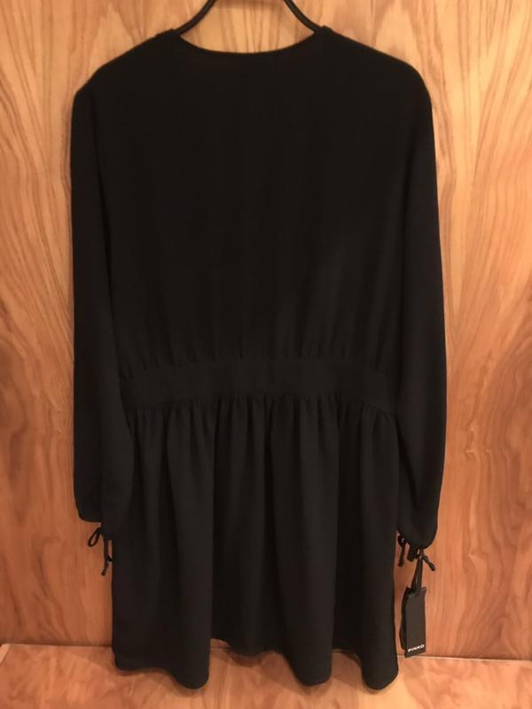 Маленькое чёрное платье pinko - Фото 5