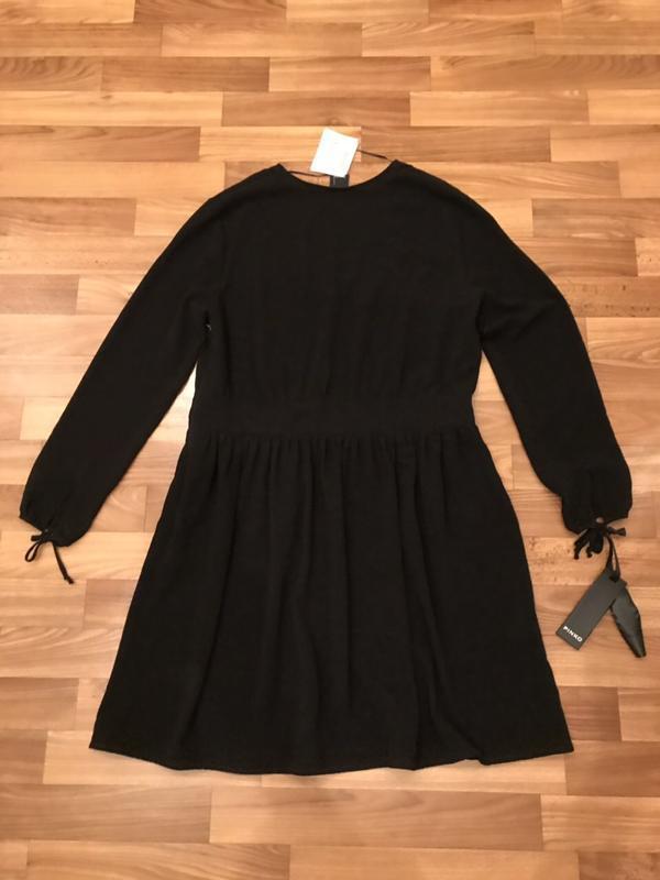 Маленькое чёрное платье pinko - Фото 9