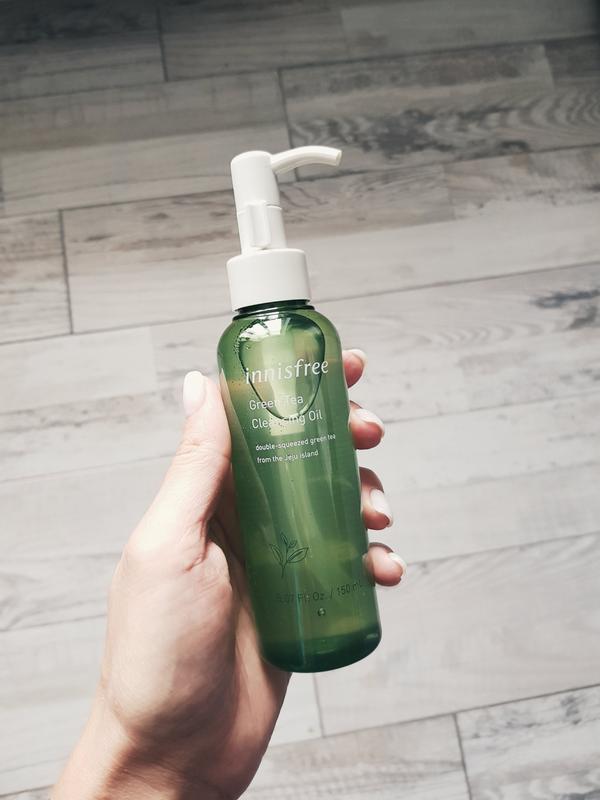Гидрофильное масло innisfree корейская косметика
