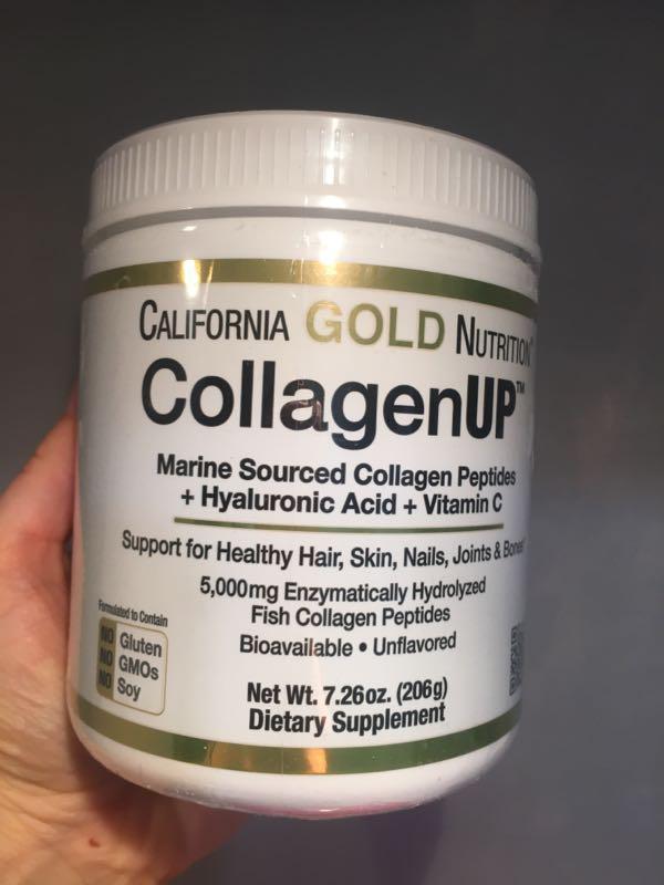 Морской коллаген California gold nutritioun 206