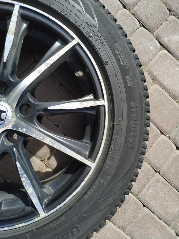 Колеса шини диски - Фото 2