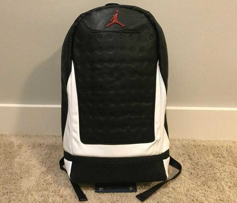 Рюкзак nike jordan retro xiii 13 [новый] кожа сумка