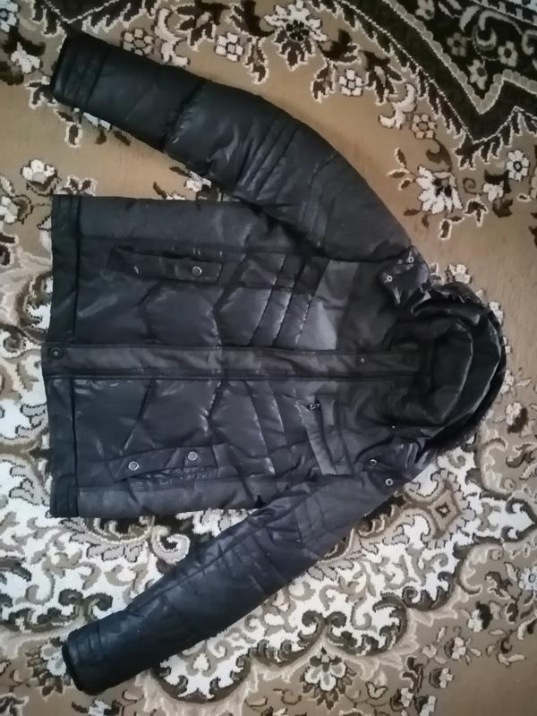 Пуховик colin's, куртка мужская - Фото 4