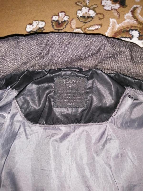 Пуховик colin's, куртка мужская - Фото 9