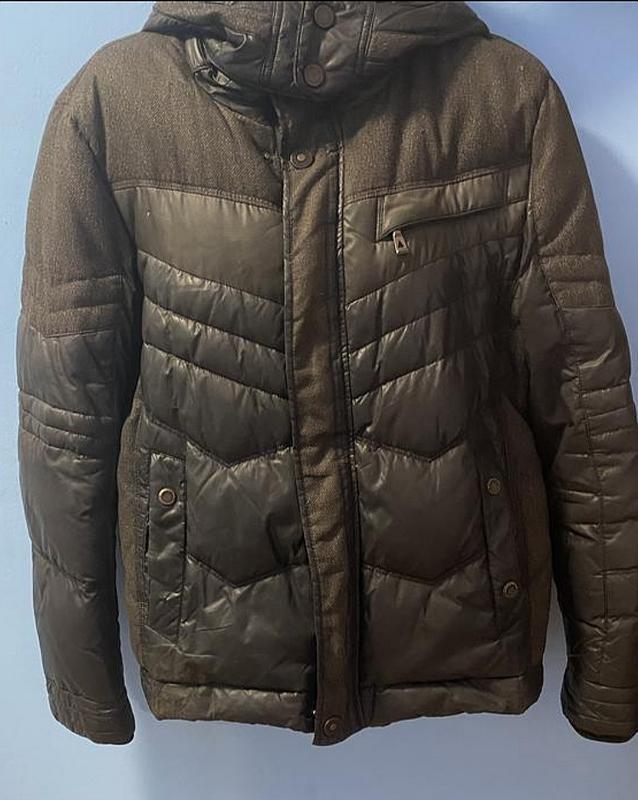 Пуховик colin's, куртка мужская