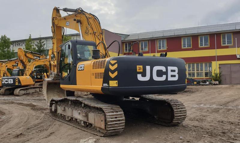 Экскаватор JCB JS290LC - Фото 4