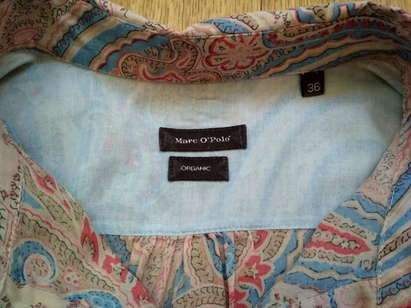 Рубашка marc o polo, р.s/м - Фото 4
