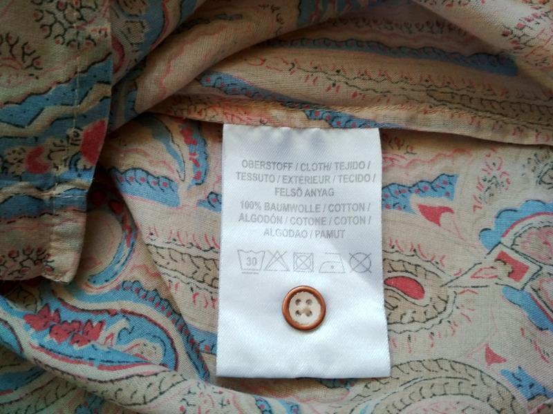 Рубашка marc o polo, р.s/м - Фото 6