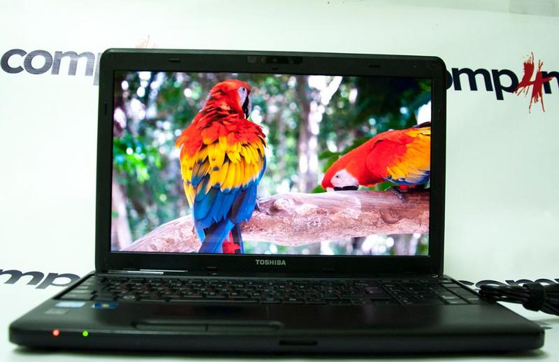 Ноутбук Toshiba C660 15.6