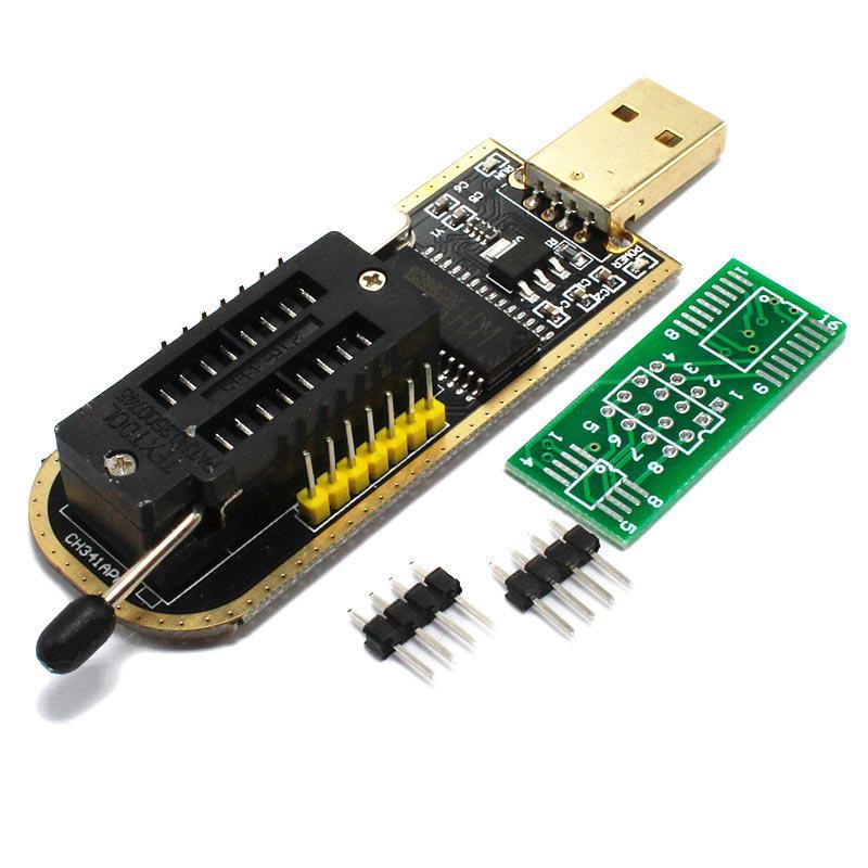 Программатор CH341A high speed SPI Flash USB