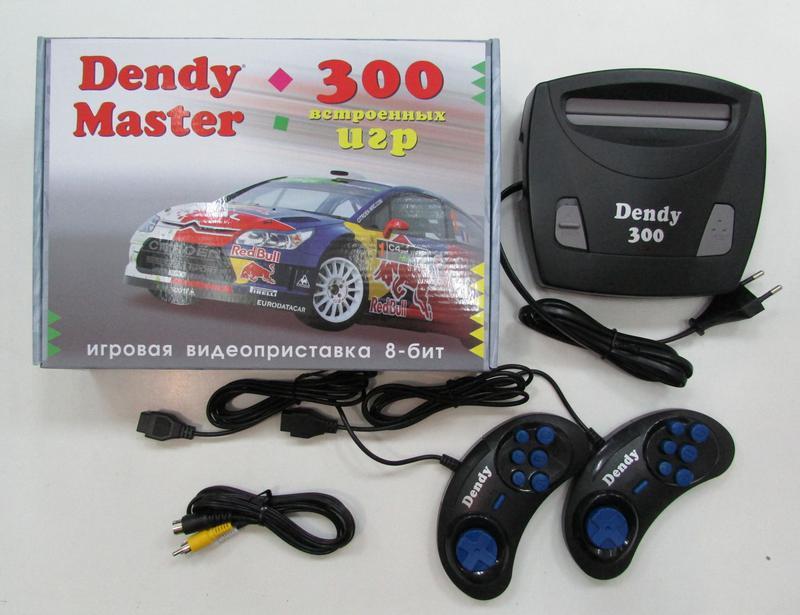 Dendy Master 8 bit + 300 встроенных игр - Фото 3