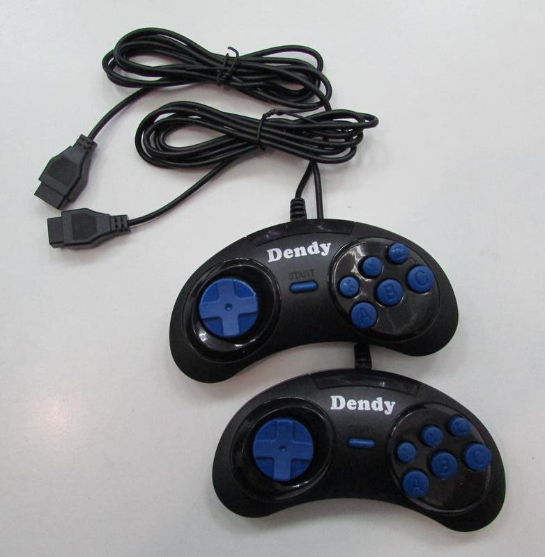 Dendy Master 8 bit + 300 встроенных игр - Фото 9
