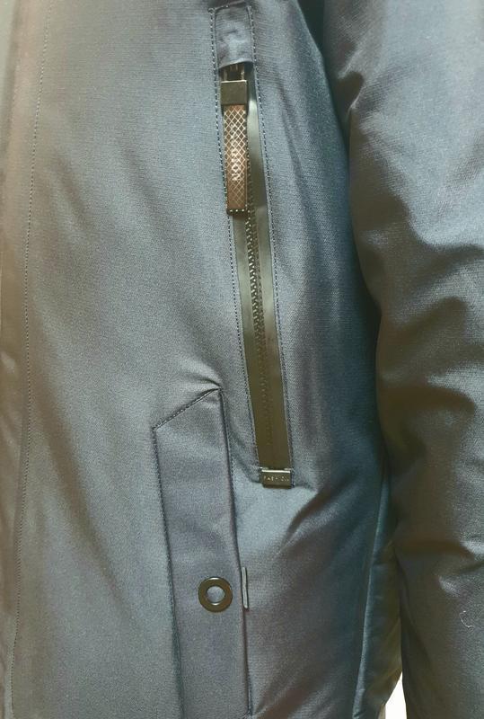 Куртка мужская зимняя - Фото 4