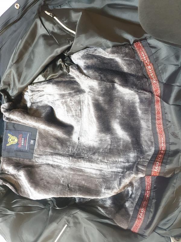 Куртка мужская зимняя - Фото 5