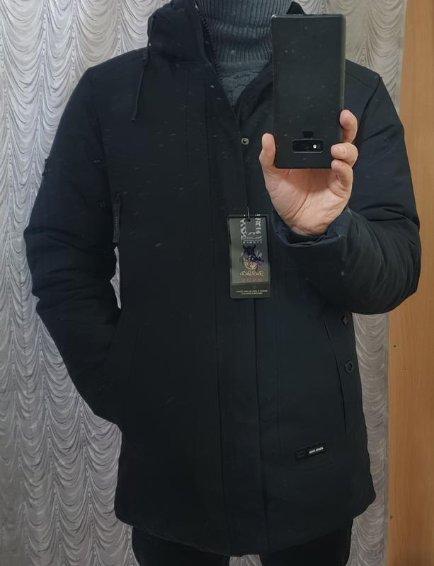 Куртка мужская зимняя - Фото 6
