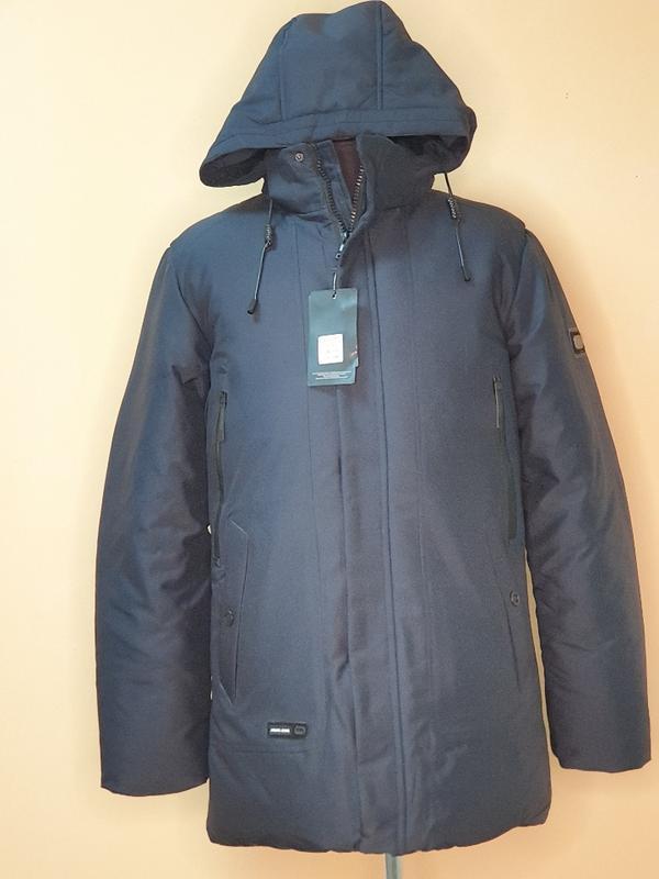 Куртка мужская зимняя - Фото 7