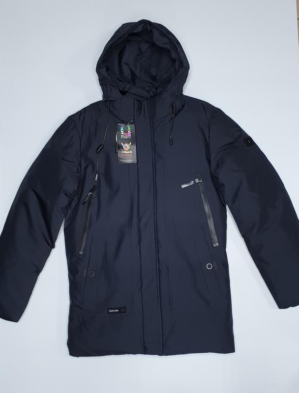 Куртка мужская зимняя - Фото 8