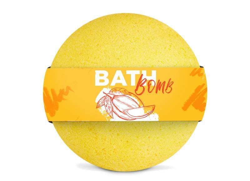 Бомбочка для ванны