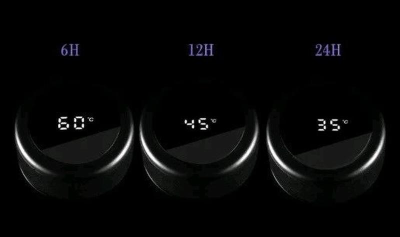 Термос с термометромLanyun - Фото 4