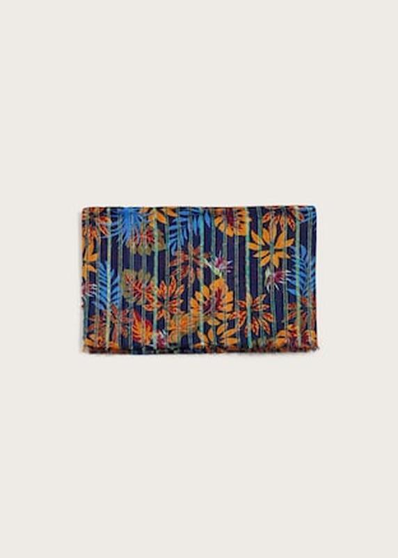 Шикарный шарф - палантин - парео - платок    mango.