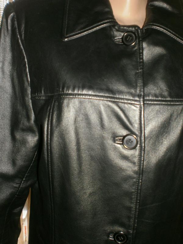 Шикарна курточка-піджачок від дизайера michele boyard. італія!... - Фото 3