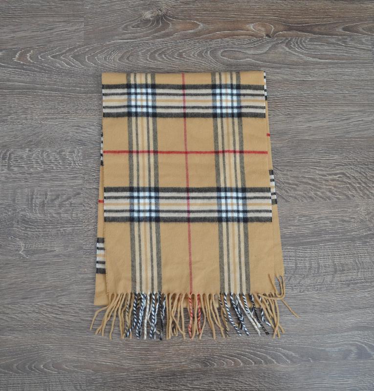 Стильный классический шарф  classic ® sharf