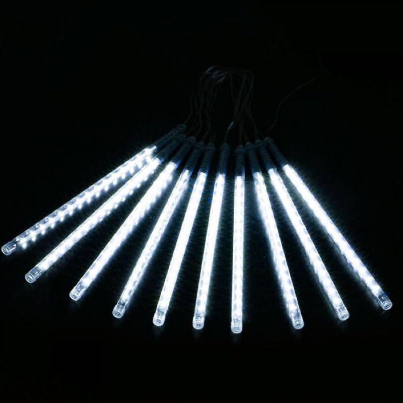 LED-гирлянда Метеоритный дождь 50см - Фото 4