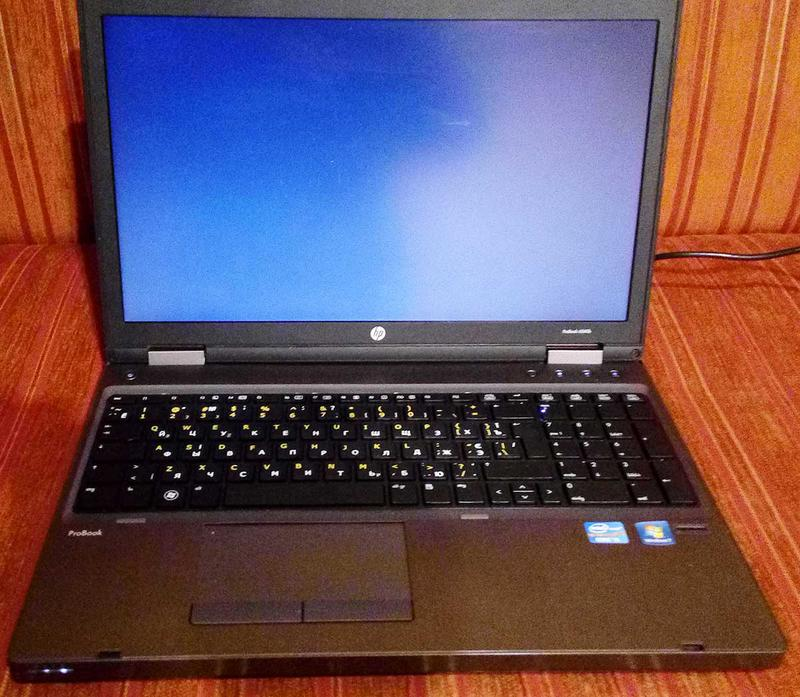 Ноутбук HP ProBook Intel Core i5 4 ядра по 3,2Ггц. метал. корпус