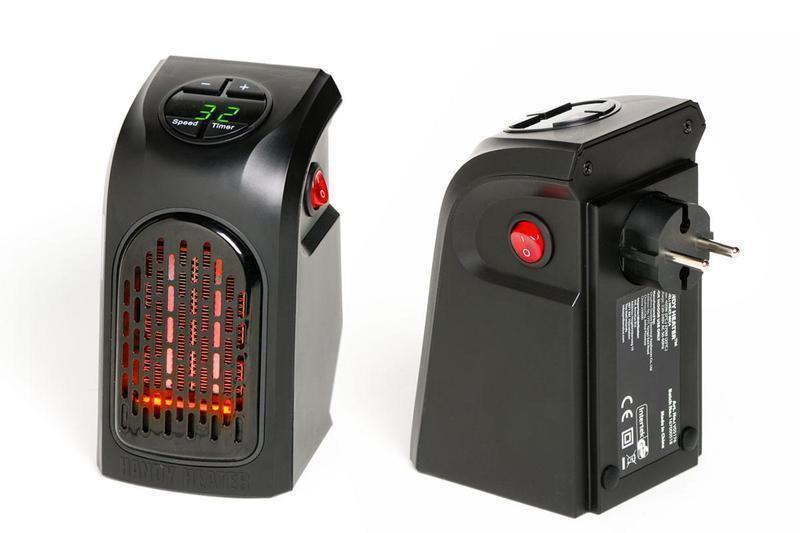 Кімнатний обігрівач  Handy Heater 400W економний і потужний