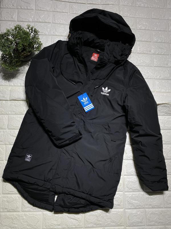 Мужская зимняя куртка парка adidas