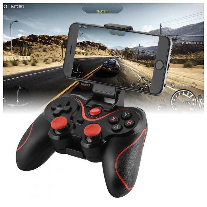 Беспроводной джойстик геймпад Terios X3 Bluetooth для смартфона